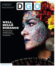 DGO's first issues launched Oct. 29th, 2015.
